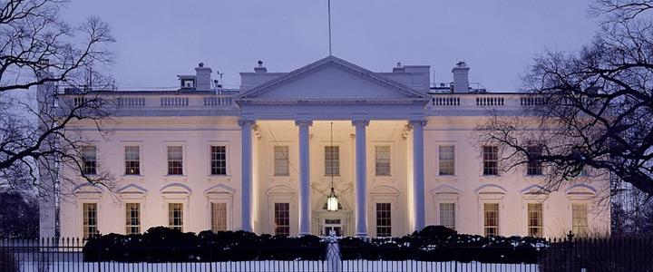 日米首脳会談の場所はホワイトハウス