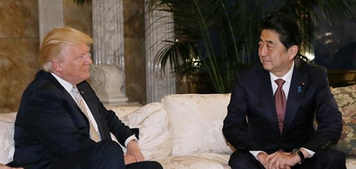 日米首脳会談の内容